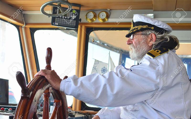 กัปตันเรือ