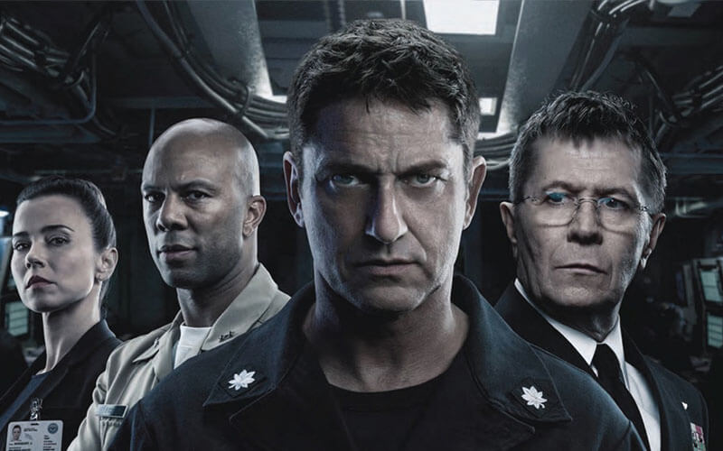 หนัง Hunter Killer movie